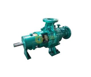 Non-Clogging Sewage Pump