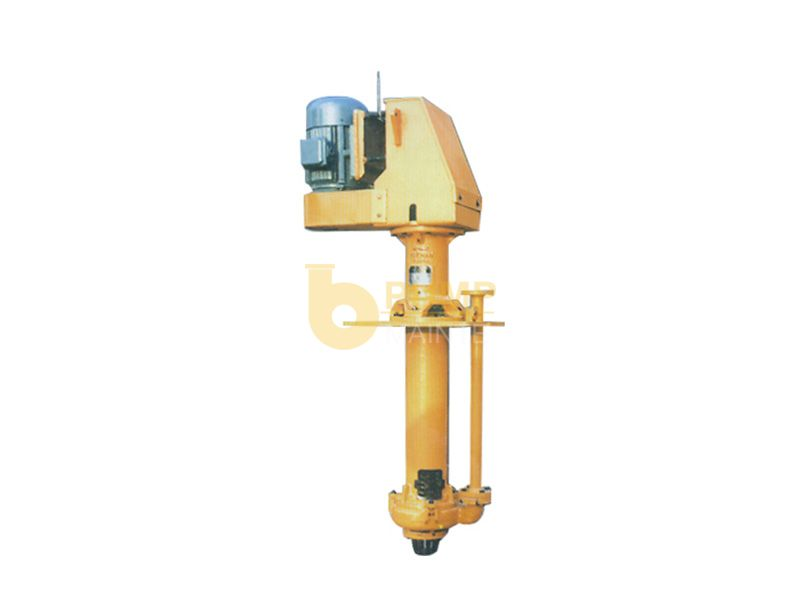 SP, SPR Series Submerged Slurry Pump