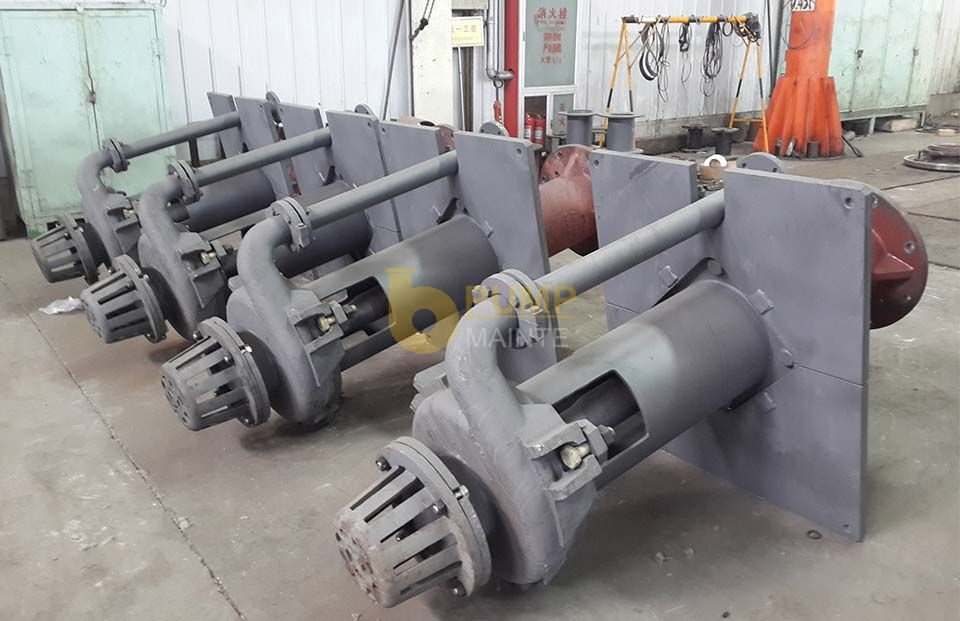 Shijiazhuang Mainte Slurry Pump Co., Ltd.
