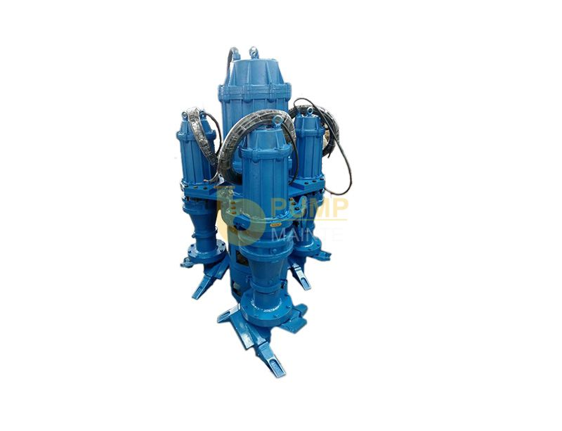ZJQ Series Submersible Slurry Pump