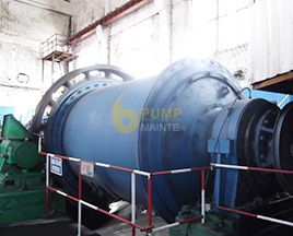 Case of slurry pump used in Iron Mine