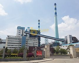 Power plant flue gas desulfurization