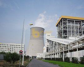 Power plant flue gas desulfurization
