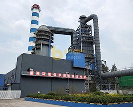 TL series all metal desulfurization pump is used for flue gas
