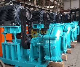 Vertical Slurry Pump VS Horizontal Slurry Pump