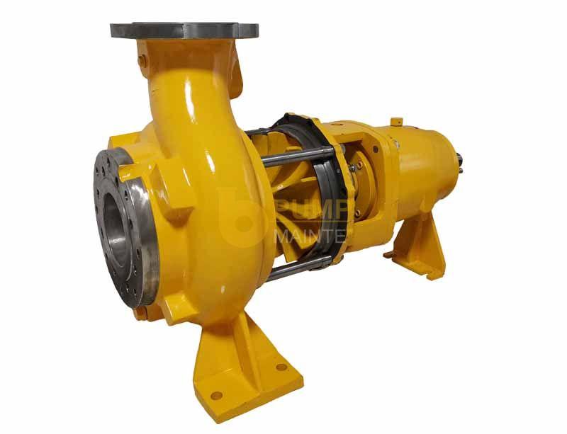 NCP Series Non-Clogging Centrifugal Pump