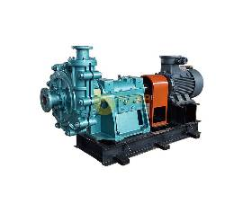 Type Selection of Slurry Pump and Problems To Be Noticed