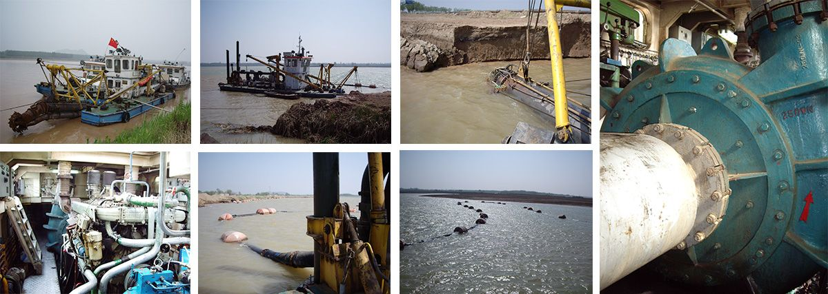 Dredging and desilting cases