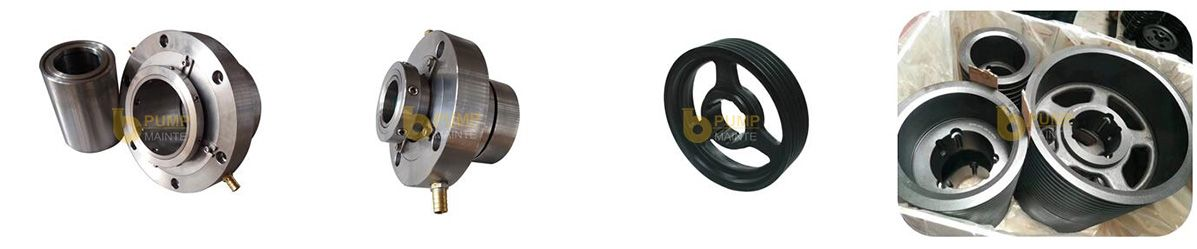 Tapered Sleeve Pulley